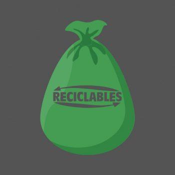 Bolsas Verdes - Residuos Reciclables