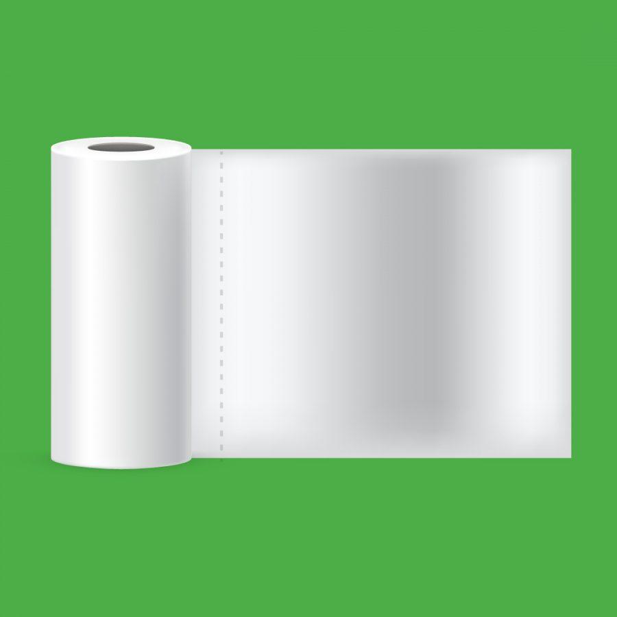 Rollos de Arranque - Material Compostable